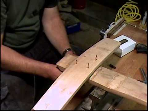 Barrel Stave Adirondack Chair Plans Braided Pads For Kitchen Chairs 2 Youtube Premium