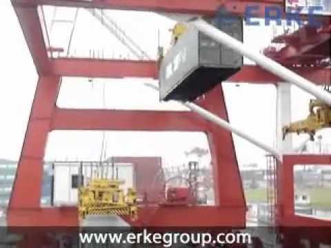 ERKE Marine, Ship to Shore Crane