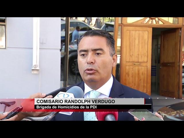 HOMICIDIO VILLA LAS  CONDES