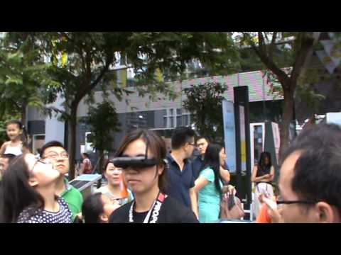 Shenzhen Maker Faire 2015: Drone controlled by women power