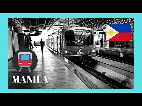 MANILA and its disappointing metro (subway), THE PHILIPPINES
