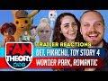 Pokémon, Toy Story 4, Wonder Park, Isn't It Romantic | Trailer Reactions | FAN THEORY