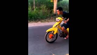 Drag setting vega new 130 cc