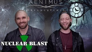 AENIMUS - Discussing 'Before The Eons' (OFFICIAL TRAILER #3)
