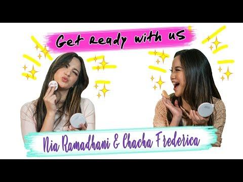 SILKYGIRL Get Ready With Us: Nia Ramadhani & Chacha frederica
