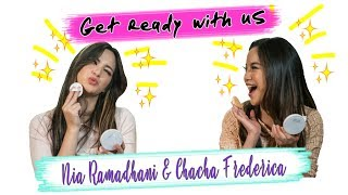 Download Video SILKYGIRL Get Ready With Us: Nia Ramadhani & Chacha Frederica MP3 3GP MP4