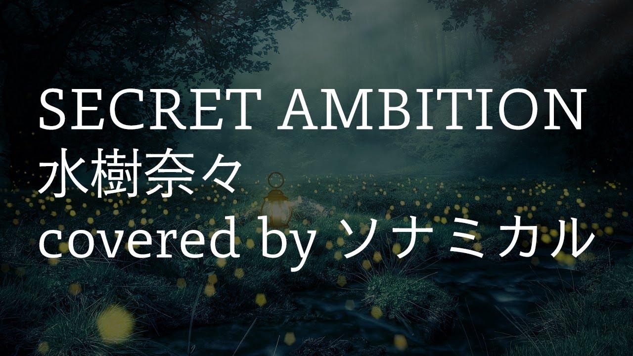 SECRET AMBITION / 水樹奈々」を...