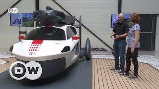 Летающие автомобили   мечты или уже реальность?