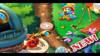 Игры шарики на андроид Cookie Cats Pop смотреть онлайн бесплатно 4 серия прохождения видео 2018 года