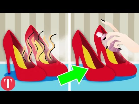 10 Hacks For Your Shoes That Will Save You Money And Time