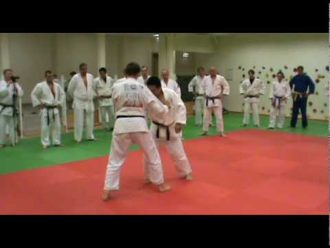 Judo - Ashi-waza compilation demonstrated by Misaki Iteya (JPN)