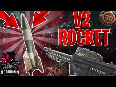Best Heroic Weapon Set Ups? \\ Cod WW2 \\  LIVE V2 Rockets XOBOOMIN