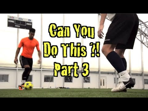 CAN YOU DO THIS?! Learn FOUR Amazing Football Matchplay Skills! Tutorial PART 3