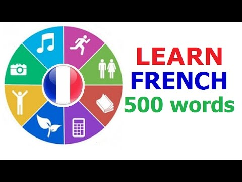 Learn French (Vocabulary)