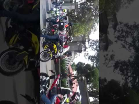 """BATURADEN BIKE WEEK "" PURWOKERTO 14 s/d 16 juli 2017"