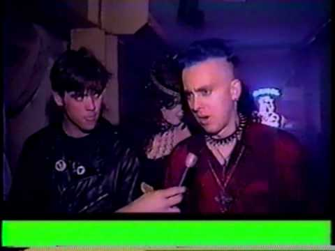 1991 POST Industrial Music Show featuring Xorcist. (Theme song by Xorcist)