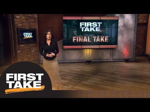 Molly: Thank you Kevin Love and DeMar DeRozan for changing lives | Final Take | First Take | ESPN