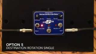 Option 5 Destination Rotation Single