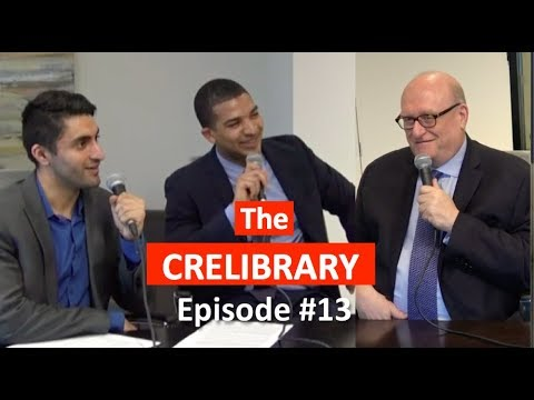 Seniors Housing with Chartwell Founder Steve Suske | CRELIBRARY Episode #13