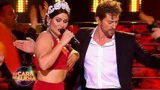 Pablo Puyol y Rosa López son David Bisbal y Greeicy - TCMS7.Gala11