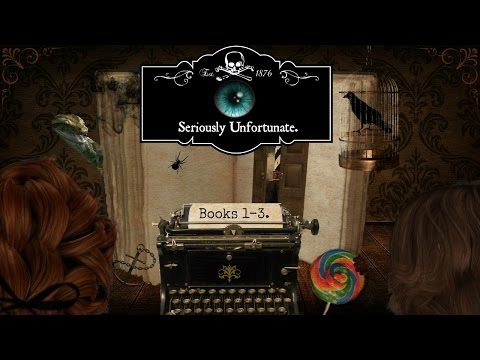 STUDY EASY: A Series of Unfortunate Events ♥ IMMERSIVE Room of Requirement