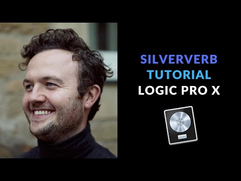 Mixing Vocals with Reverb in Logic Pro X | Silververb Tutorial