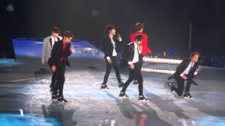 fancam 140809 vixx opening ment only u eternity on and on kcon 2014