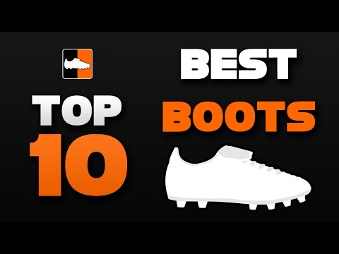 Best Boots of 2016! Football Soccer Cleats...