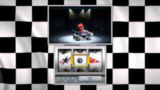 Mario Kart 3DS First Impressions