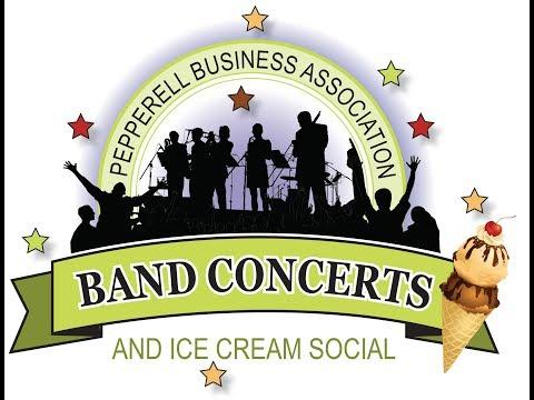 Pepperell Business Association Summer Concert - Flair