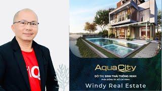 Aqua City - River Park: Cuộc sống  chạm xanh  chuẩn sinh thái cho cư dân đô thị