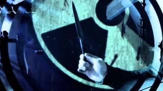 Метание ножа  рукоять  урок 1 ''С.Т.А.Л.К.Е.Р.Ъ'' ФМНСПб