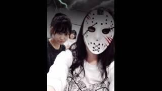 宮脇咲良 Miyawaki Sakura【AKB48】with 田島芽瑠 2015.12.30.
