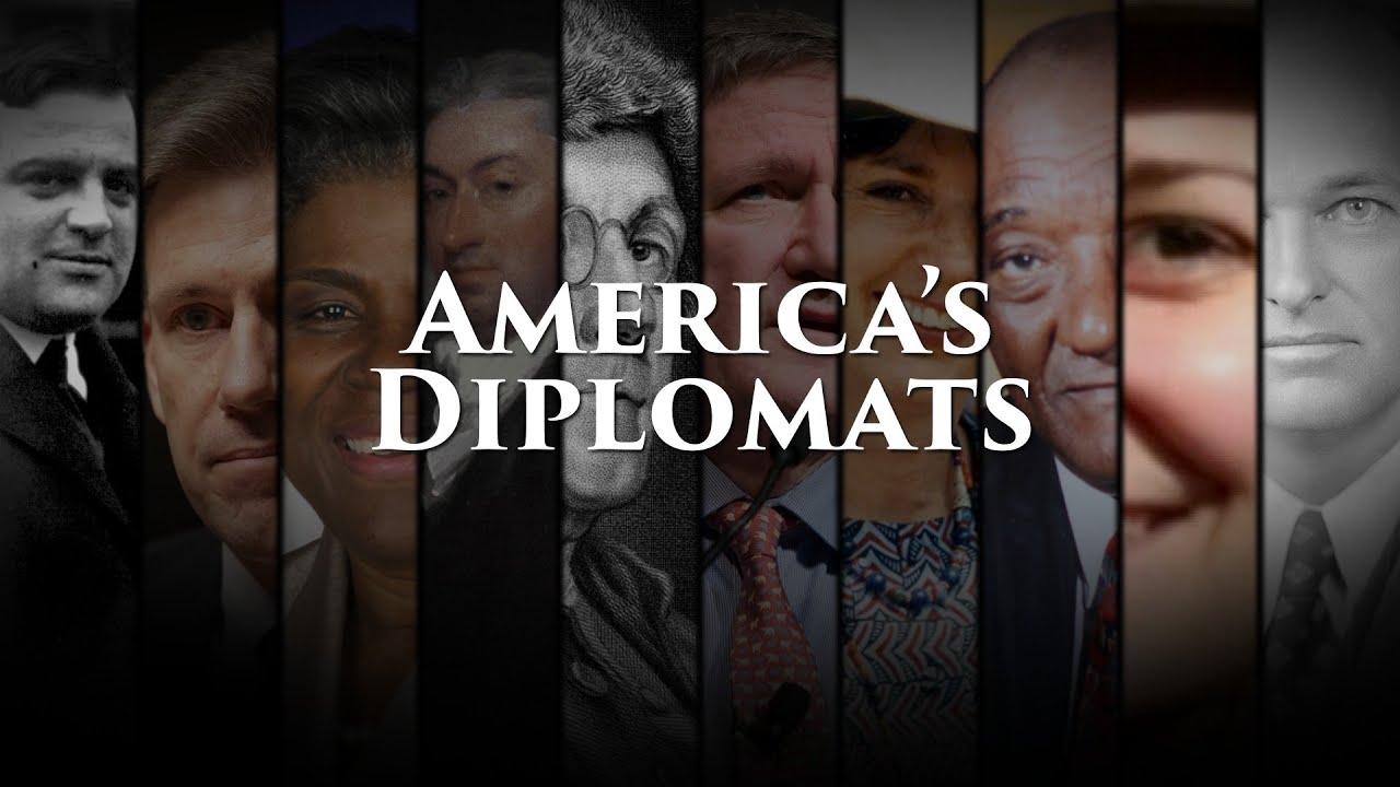 America's Diplomats Trailer