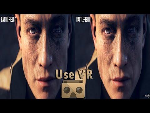 VR Battlefield 1  For VR System