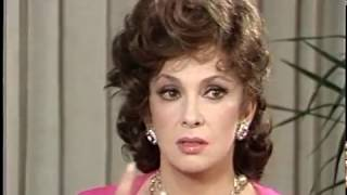 Interview with Gina Lollobrigida