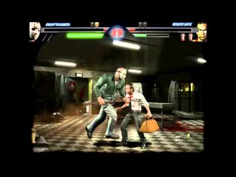 Terrordrome v2.8: Classic Jason Voorhees Gameplay