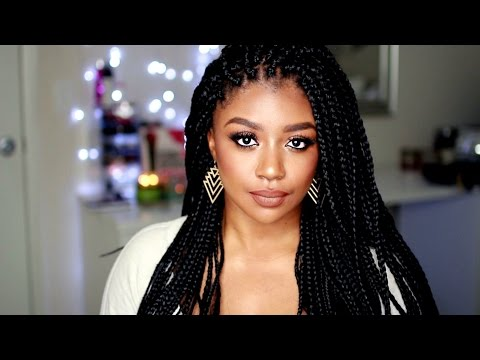 HOW TO MAINTAIN Braids and Twists | Best Hair Products