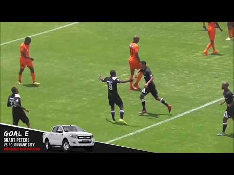 Orlando Pirates | Ford Goal Of The Month | February 2018