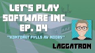 software inc   swedish let s play   episode 04   kontoret fylls av n00bs