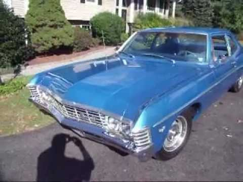 Dave's 67 chevy belair for sale