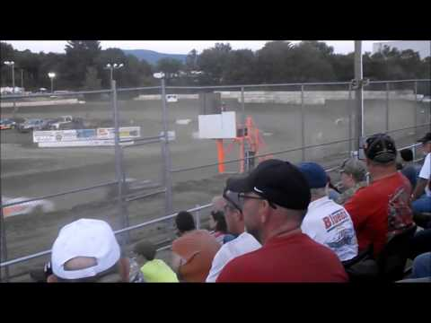 5 Mile Point Speedway - July 12, 2016 - STAR Series Street Stock Main
