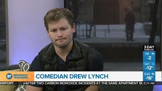 Comedian Drew Lynch