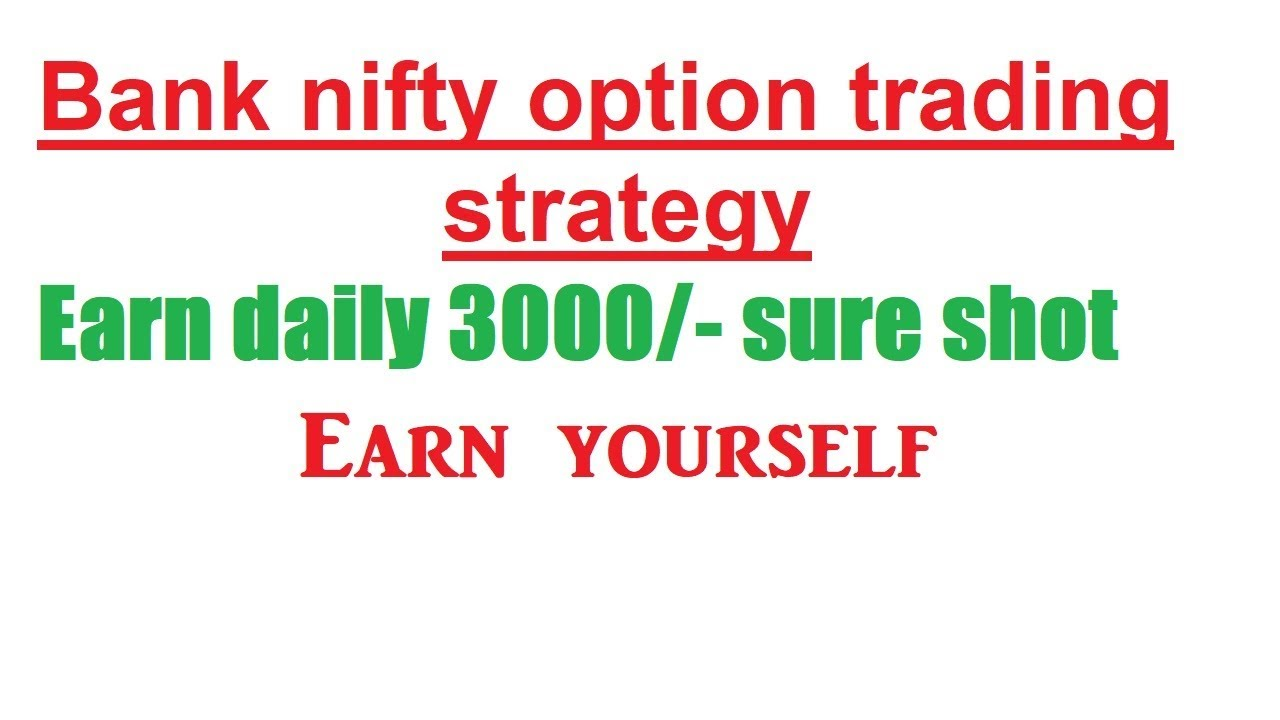 Bank nifty indicator