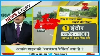 DNA: Indore tops as the cleanest city in India