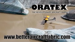 Oratex Fabric, Better Aircraft Fabric by Oratex Aircraft Fabric, no painting required.