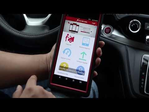 UNBOXING Launch X431 PRO MINI Car Diagnostic Tool