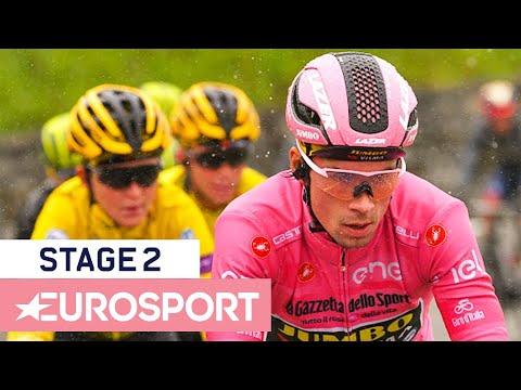 Giro D'Italia 2019 | Stage 2 Highlights | Cycling | Eurosport