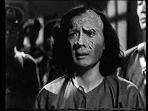 """1952年新华电影""""月儿弯弯照九州"""" (陈云裳, 平凡) (完)"""