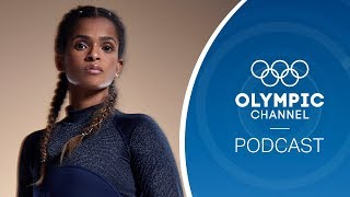 The Champion who kept Boxing Secret from her Family | Olympic Channel Podcast